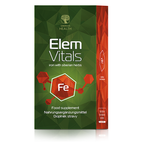 Natural Herbs For Iron 18
